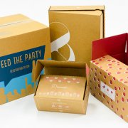 انواع چاپ جعبه