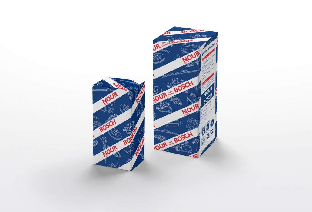 تولید جعبه لمینتی ته قفلی