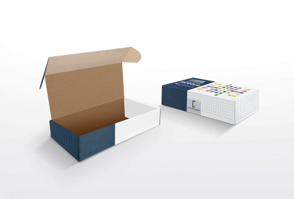 جعبه سازی و تولید جعبه لمینتی کیبوردی