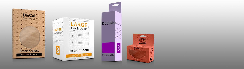 طراحی و چاپ جعبه محصولات