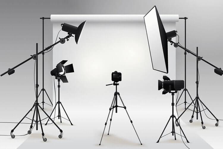 استودیو عکاسی تبلیغاتی