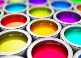 رنگ در طراحی کاتالوگ