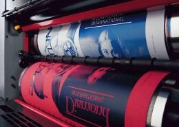 چاپ افست چیست؟