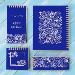 ست دفتر یادداشت نقطه ای