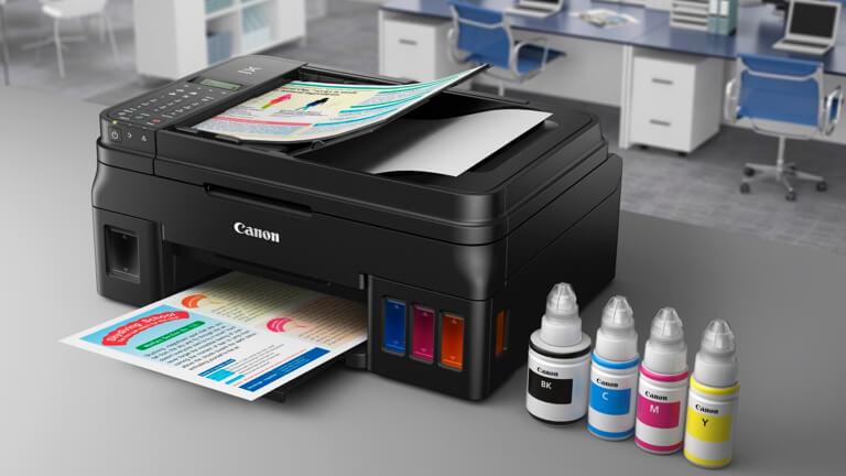 چاپگرهای جوهرافشان چگونه عمل می کنند؟/قسمت اول