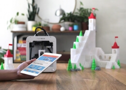 با این پرینت سه بعدی اسباب بازیهای جالب بسازید