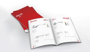 خدمات طراحی کاتالوگ تخصصی در مهرسام چاپ